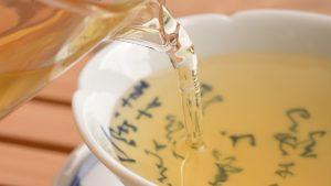 Thé au curcuma